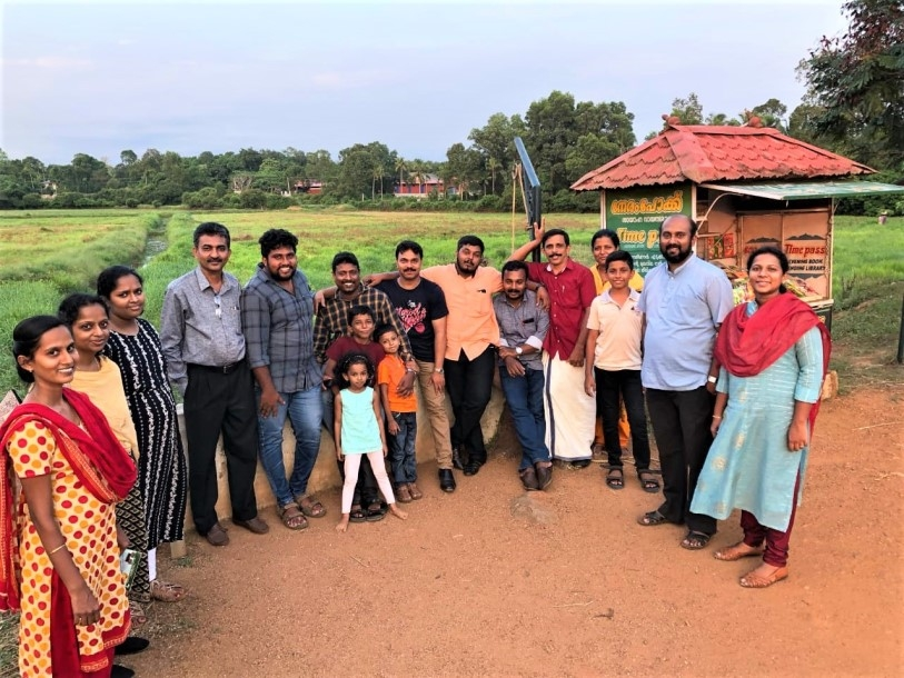 KERALA STAFF FAMILY