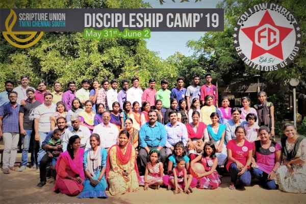 DISCIPLESHIP CAMP